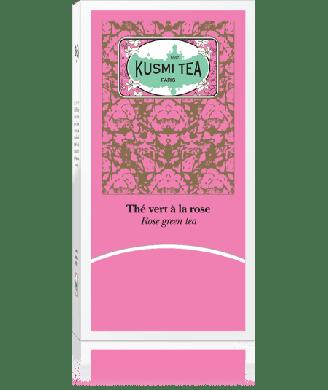 Thé vert Kusmi à la rose x 25