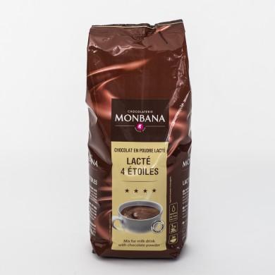 Chocolat lacté Monbana 32 % cacao kg