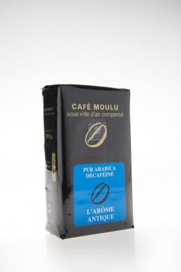 Arôme Antique Décaféiné moulu 250gr