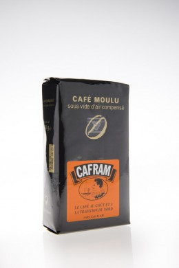 Cafram Orange moulu 250 gr
