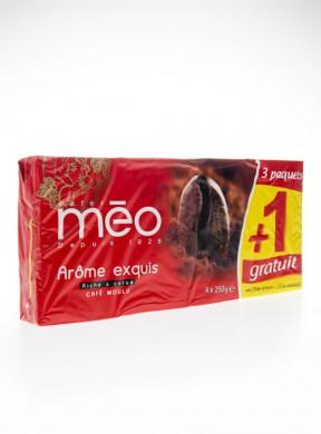Arôme Exquis moulu 4x250 gr
