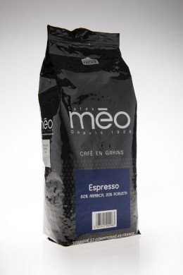 Méotel Espresso 80/20 grain kg
