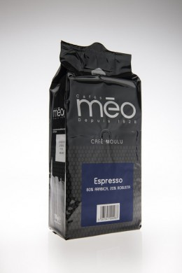 Méotel Espresso 80/20 moulu 8/FP kg