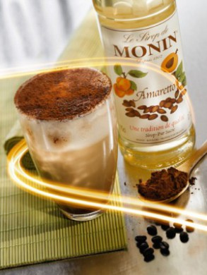 Sirop Monin d'Amaretto - 70 cl