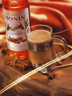 Sirop Monin de Cannelle - 70 cl