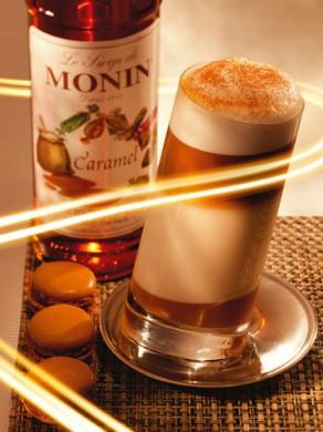 Sirop Monin de Caramel - 70 cl
