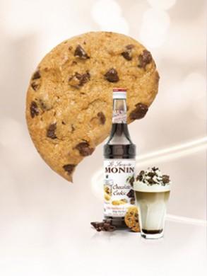 Sirop Monin de Chocolate Cookie - 70 cl