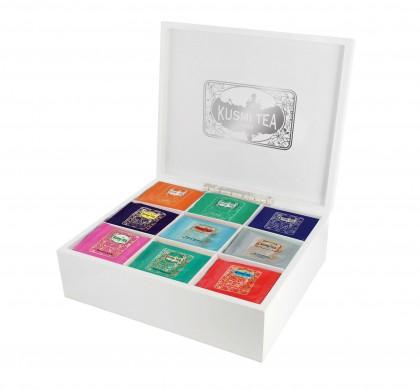 KUSMI TEA - coffret de présentation 9x11s