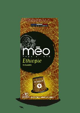 CRU D'EXCEPTION AFRIQUE - CAPSULES COMPATIBLES NESPRESSO®* X10