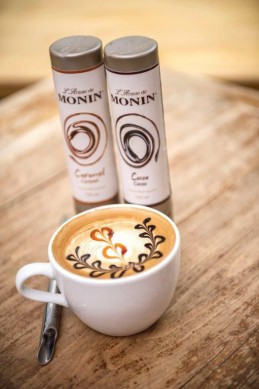 Sauce Monin au Cacao - 15 cl