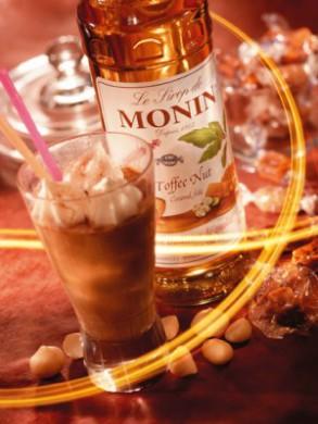 Sirop Monin de Toffee Nut - 70 cl