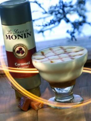 Sauce au Caramel MONIN -  50 cl