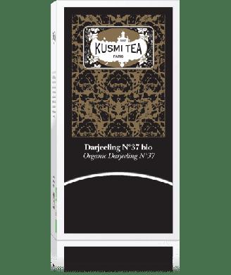 Thé Kusmi Darjeeling n°37 Bio x25