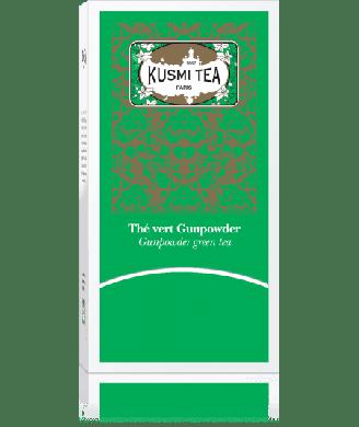 Thé vert Kusmi gunpowder x25