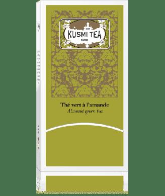 Thé vert Kusmi à l'amande x25