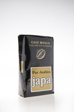 Japa Pur Arabica moulu 250 gr