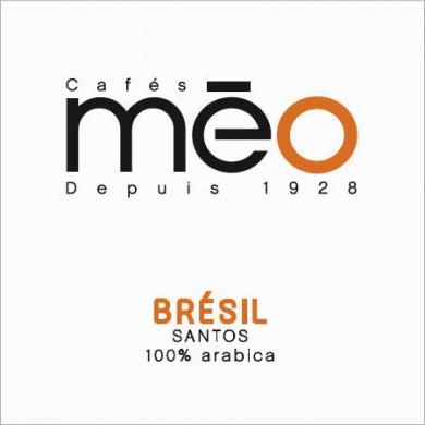 Brésil SANTOS - Dosettes E.S.E x 30