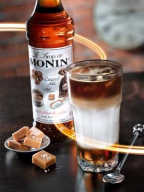 Sirop Monin de Caramel au Beurre Salé- 70 cl