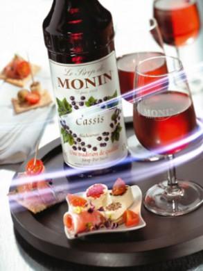 Sirop Monin de Cassis - 1 L