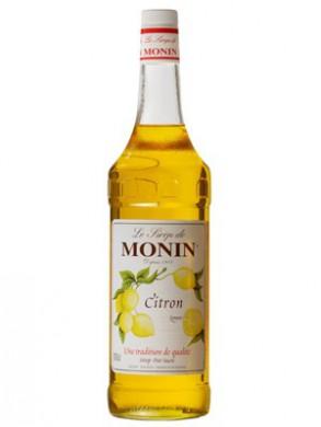 Sirop Monin de Citron - 1 L