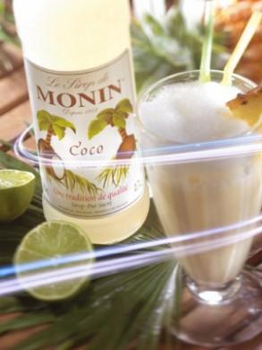 Sirop Monin de Coco - 1 L
