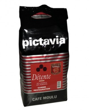 Pictavia DETENTE 50/50 moulu A/9,5kg 'Saveurs en Or'
