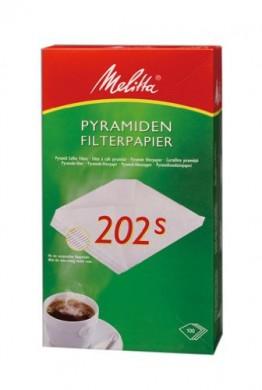 Filtre papier 202 S - Melitta x100