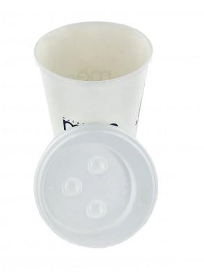 Couvercle à bec pour gobelet 22 cl x100