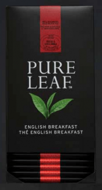 Thé Pure Leaf English Breakfast x25