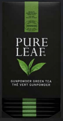 Thé Pure Leaf Gunpowder x25