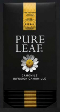 Infusion Pure Leaf Camomille x20