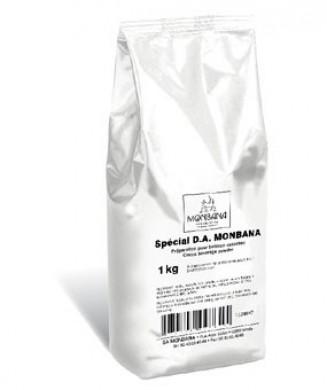 Chocolat Monbana Spécial DA 14 % cacao
